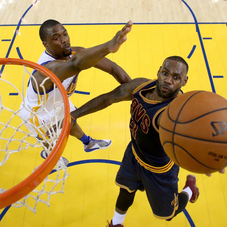 Cleveland Cavaliers Vs. Golden State Warriors: Live Score
