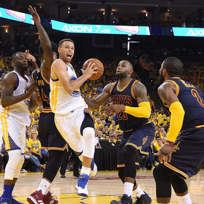 Warriors Game Broadcast Tv: NBA Finals 2016: Warriors Vs. Cavaliers TV Schedule, Odds