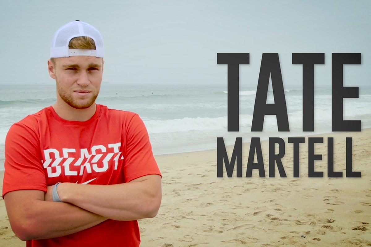 5 Star Dual Threat QB Tate Martell Is Official Member Of The Elite 11 Fraternity Bleacher Report