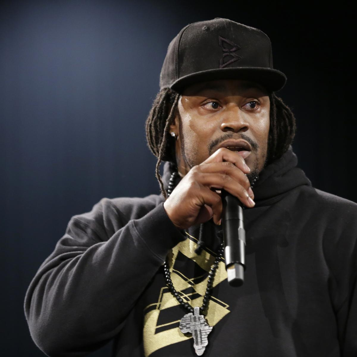 Marshawn Lynch Confirms Retirement In Sports Illustrated