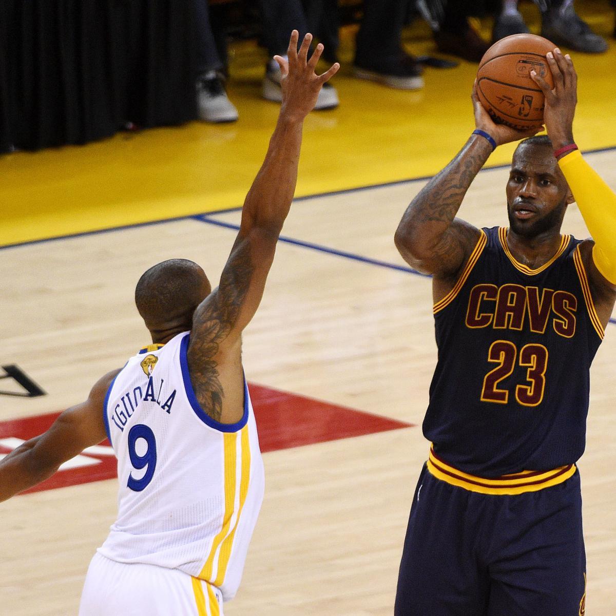 Warriors Game Broadcast Tv: NBA Finals Schedule 2016: Game 3 TV Info And Warriors Vs