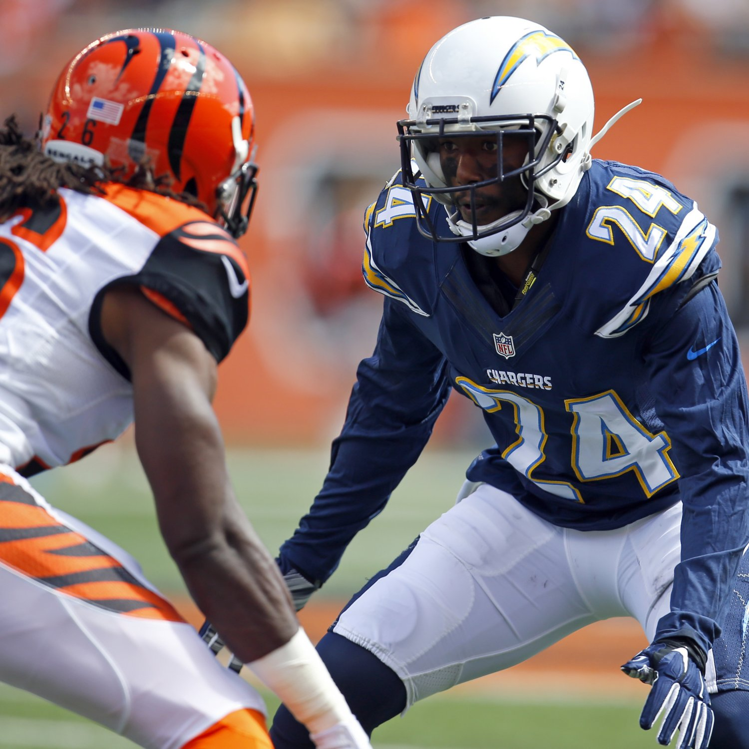 San Diego Chargers Cbs: Brandon Flowers Injury: Updates On Chargers CB's
