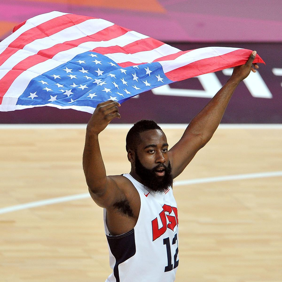 James Harden Injury Report: James Harden Will Not Compete For Team USA At 2016 Rio