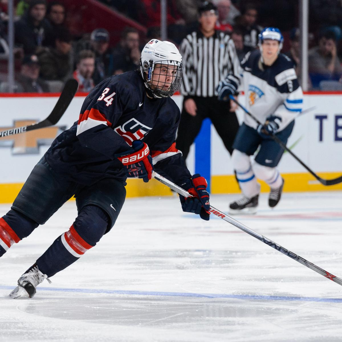 Updated 2016 nhl draft order - Nhl Draft 2016 Updated Order And Mock Draft After Stanley Cup Final Bleacher Report