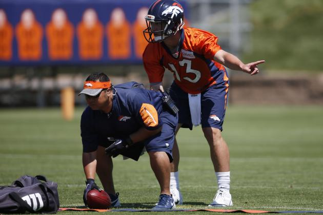 Gary Kubiak Comments on Mark Sanchez, Trevor Siemian and Broncos ...