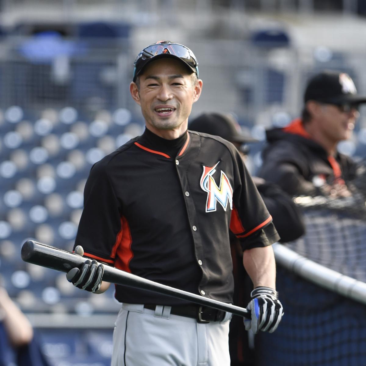 Ichiro Suzuki Total Professional Hits