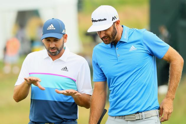 Dustin Johnson, Lee Westwood and Sergio Garcia Have Shot at Career-Changing Win