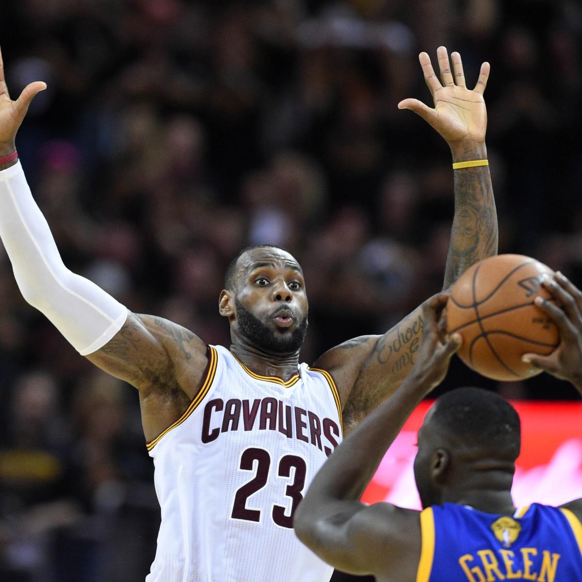 Cavaliers vs warriors game 7 predictions - Nba Finals 2016 Cavaliers Vs Warriors Game 7 Odds Props And Predictions Bleacher Report