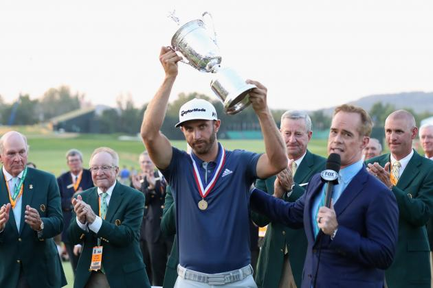 The Sky Is the Limit for Dustin Johnson After Major Breakthrough at the US Open