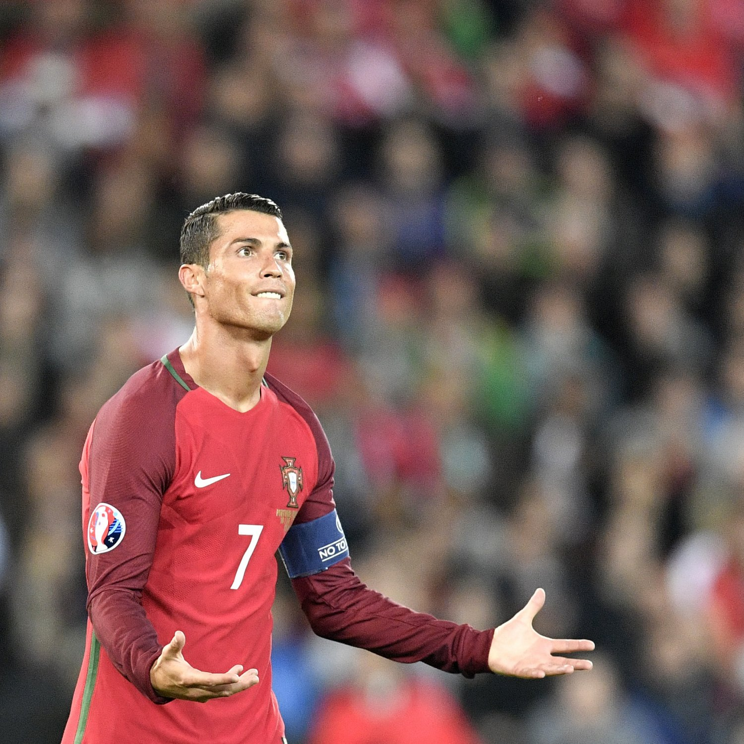 Cristiano Ronaldo Hasn't Slept After Portugal Penalty Miss