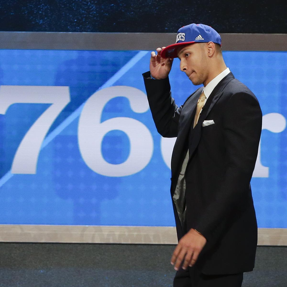 2016 NBA Draft Sets Record For Most International Players