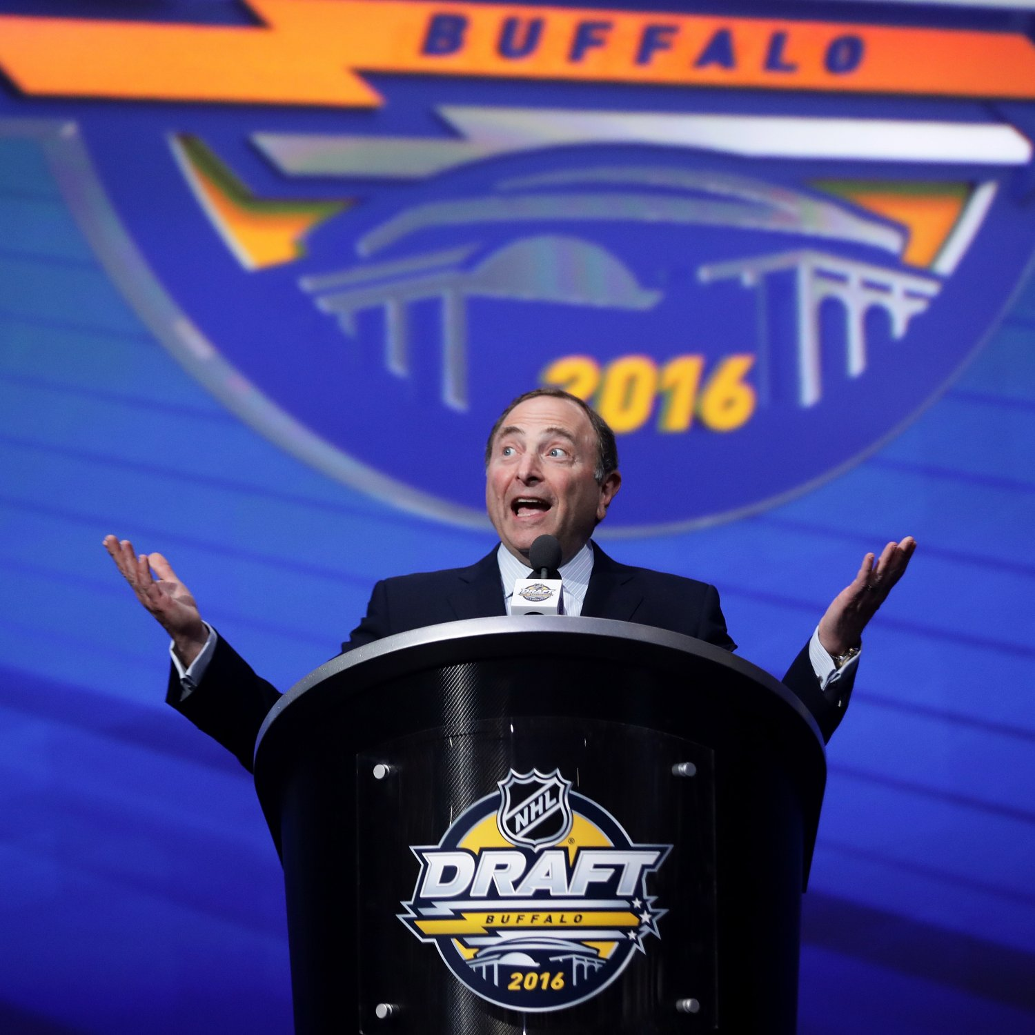 NHL Draft 2016: Day 2 TV, Live-Stream Schedule, Order And