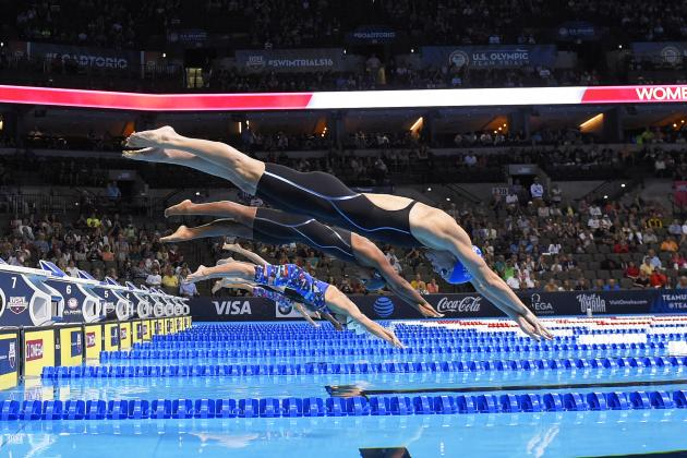 US Olympic Swimming Trials 2016: Sunday Results ...