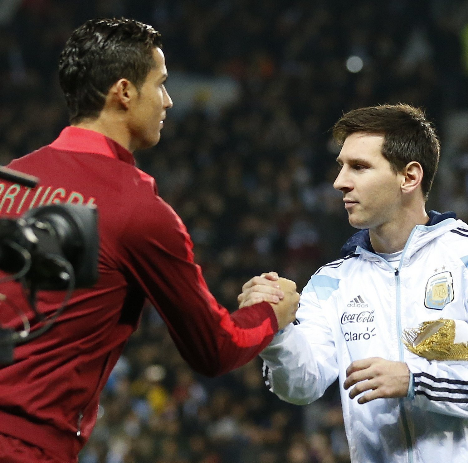 Cristiano Ronaldo I M Not Playing Just Lionel Messi: Cristiano Ronaldo Offers Lionel Messi Support After Star's