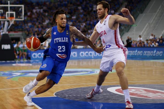 Italy vs. Croatia: Score, Reaction from 2016 FIBA Olympic ...