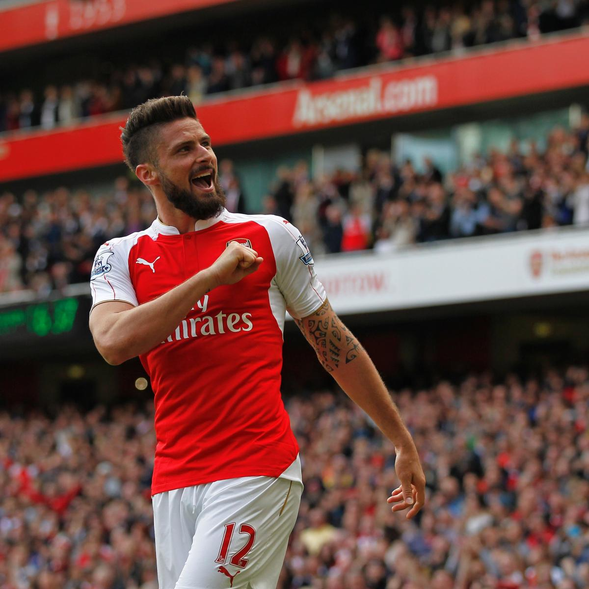 Reports Arsenal Were Ready To Sign Lucas: Arsenal Transfer News: Olivier Giroud's Agent Talks Amid