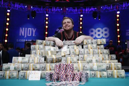 wsop 2016 main event results and prize money payouts. Black Bedroom Furniture Sets. Home Design Ideas