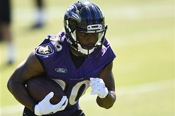 Kenneth Dixon Injury: Updates on Ravens RB's Knee and Return