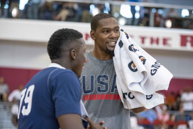 Team Usa Vs Argentina Live Score Highlights For Basketball Showcase 2016
