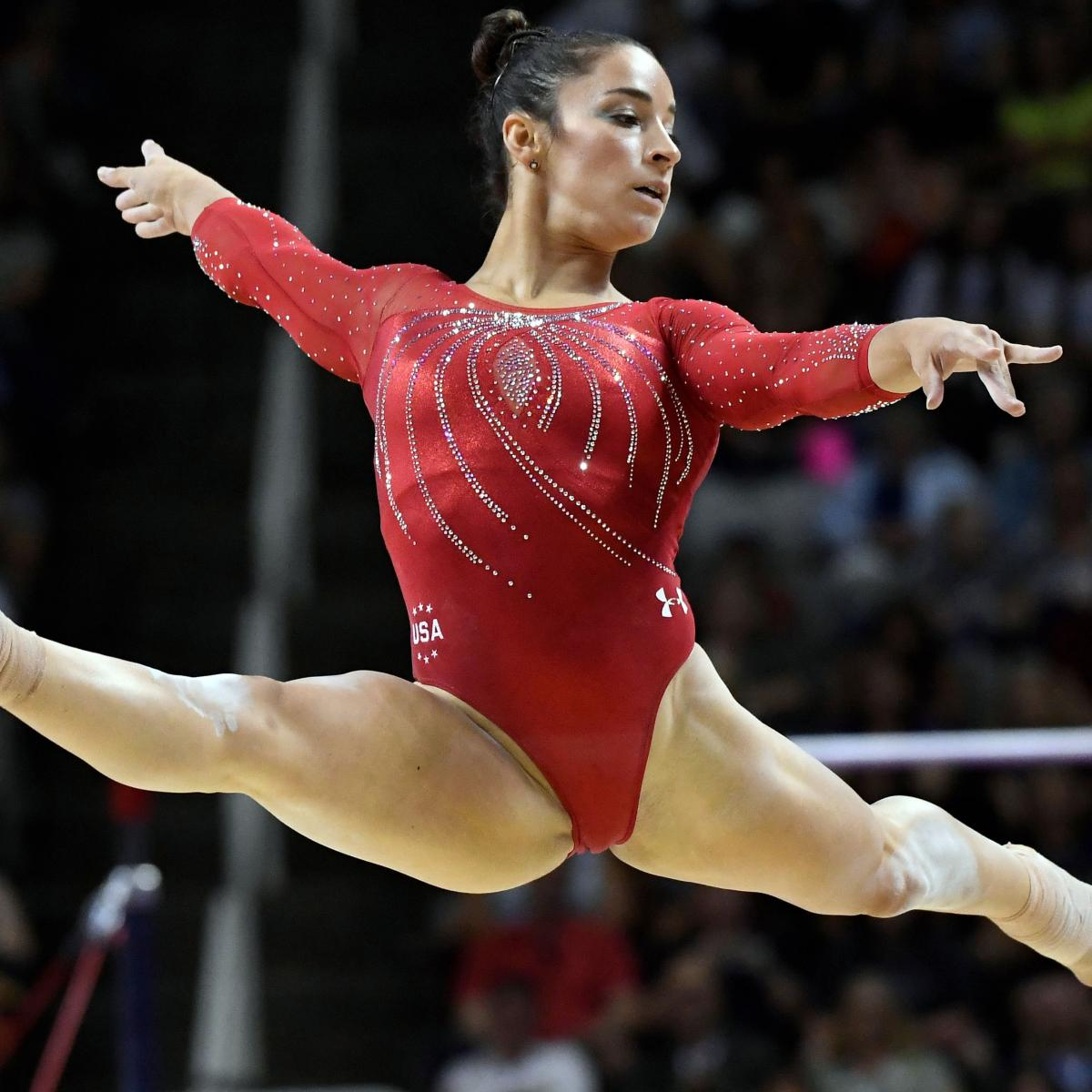 Aly Raisman Named Captain Of 2016 Us Women S Olympic