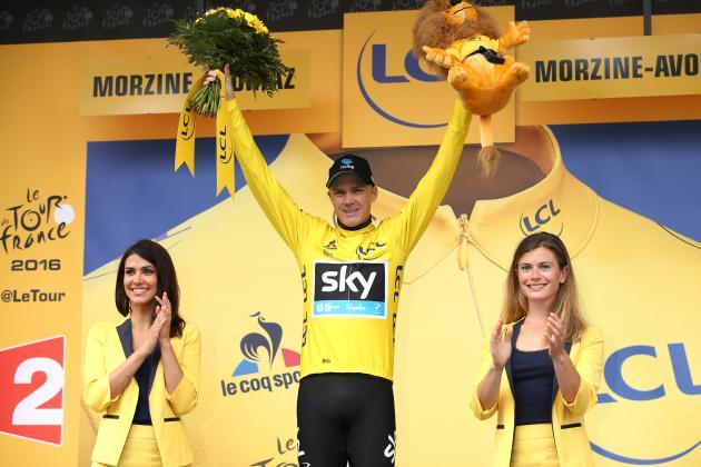 Tour de France 2016: Winner, Prize Money, Final Standings ...