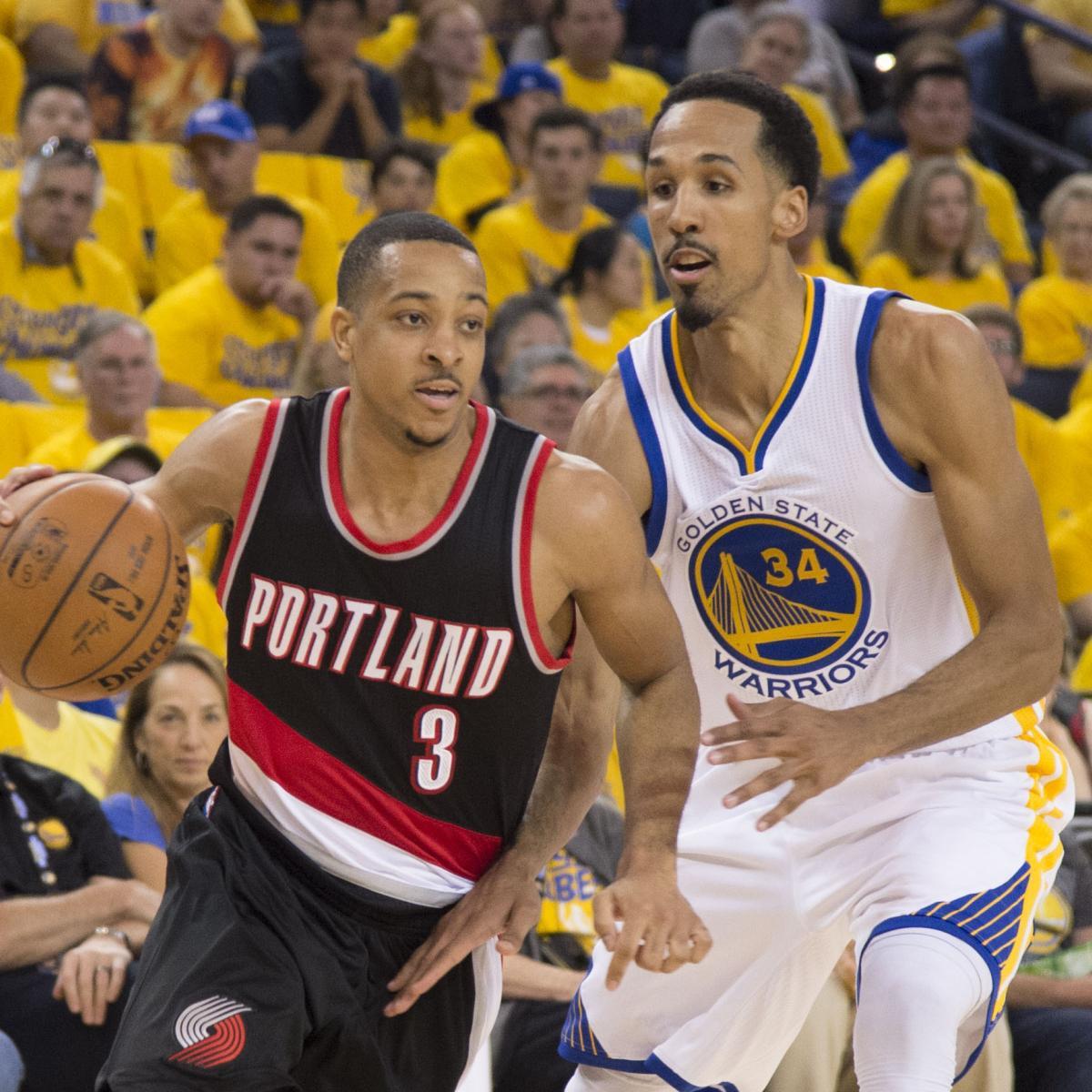 Portland Trail Blazers Contracts: C.J. McCollum, Trail Blazers Agree On New Contract: Latest