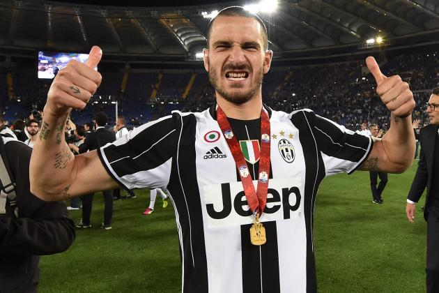Manchester United Transfer News: Leonardo Bonucci Snub Amid City, Chelsea Talk