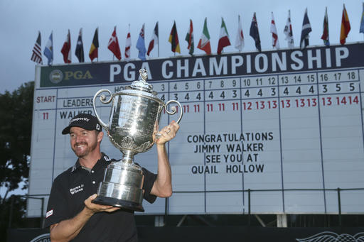Parity Is Prevailing in Golf as 1st-Timers Sweep the 2016 Majors