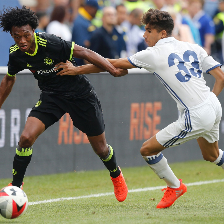 Chelsea Fc Latest News: Chelsea Transfer News: Real Madrid Provide Alvaro Morata