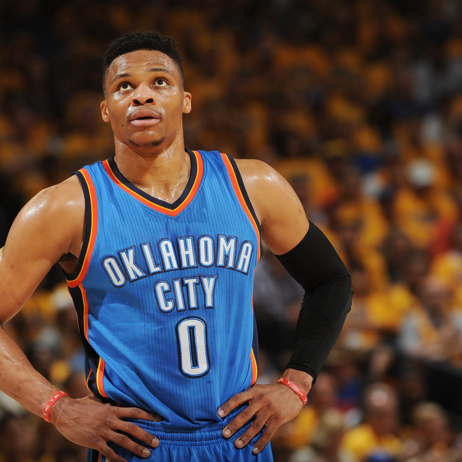 Russell westbrook bleacher report pictures to pin on for Russell westbrook tattoo