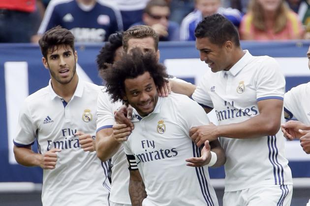 Real Madrid vs. Sevilla: Live Stream, TV Info, Predictions for UEFA Super  Cup | Bleacher Report | Latest News, Videos and Highlights