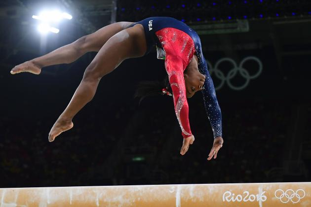 Dominant USA Women's Gymnastics Prove Why Everyone Else Is Competing for Silver