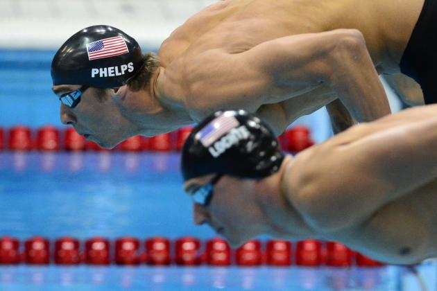Michael Phelps, Ryan Lochte Head for Final Duel in an Unmatched Olympic Rivalry