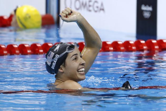 Olympic Swimming 2016: Women's 200M Backstroke Medal ...