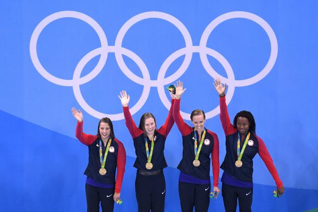 Breaking Down USA's 1,000 Summer Olympic Gold Medals