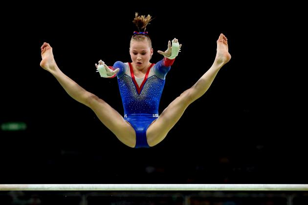Madison Kocian's Near-Miss Shows Gold Is Not Routine for U.S. Female Gymnasts