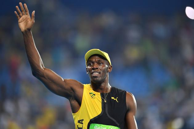 Image result for Usain Bolt Remains The Fastest Man In The World, RIO 2016