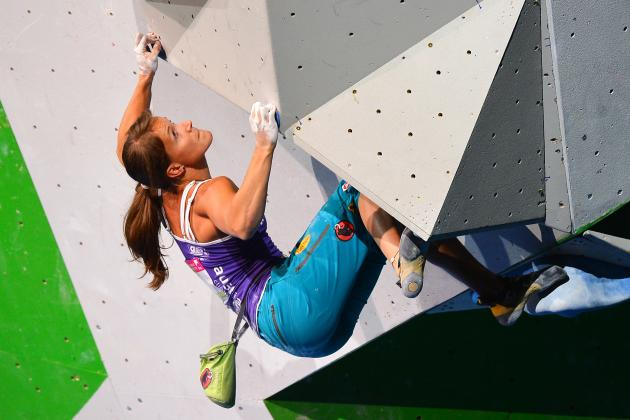 'Sport Climbing' and the New Events That Will Be Added to the Olympics in 2020