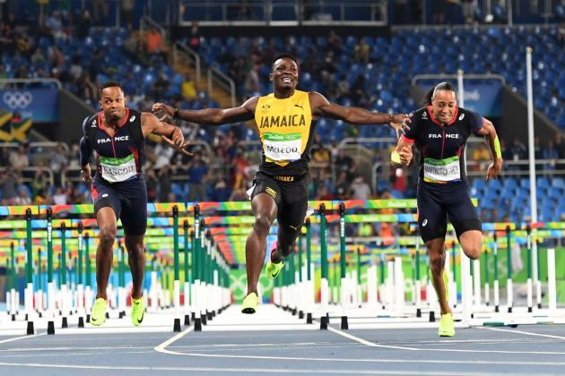 Olympic Track and Field 2016: Men's 110M Hurdles Medal ...