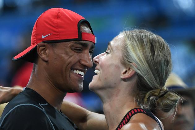 Marriage Made in Olympic Heaven Gives US Decathlete Ashton Eaton Winning Edge