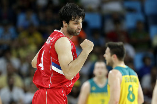 Australia vs. Serbia: Score and Reaction from 2016 Olympic ...