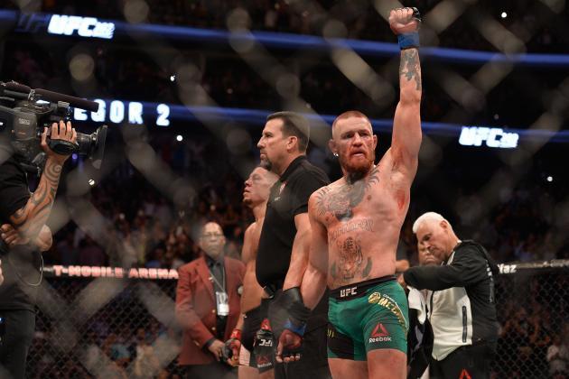 Did Conor McGregor Actually Beat Nate Diaz at UFC 202?