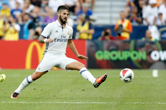 Real Madrid Transfer News: Isco Reportedly Rejects Juventus, Latest Rumours