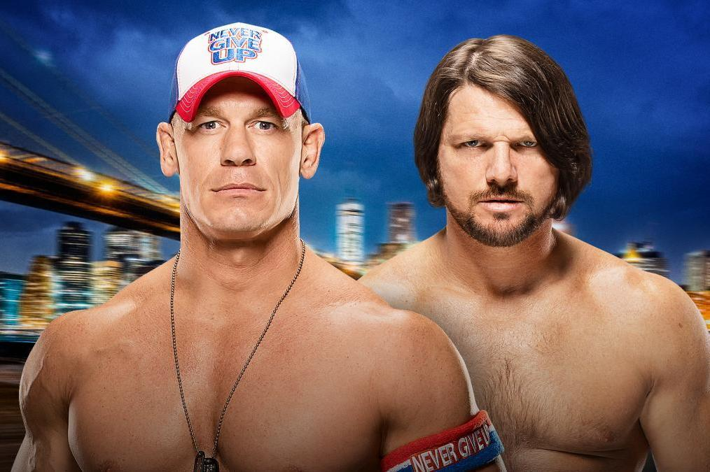 John Cena vs. AJ Styles and the Best WWE Matches for Week of August 25