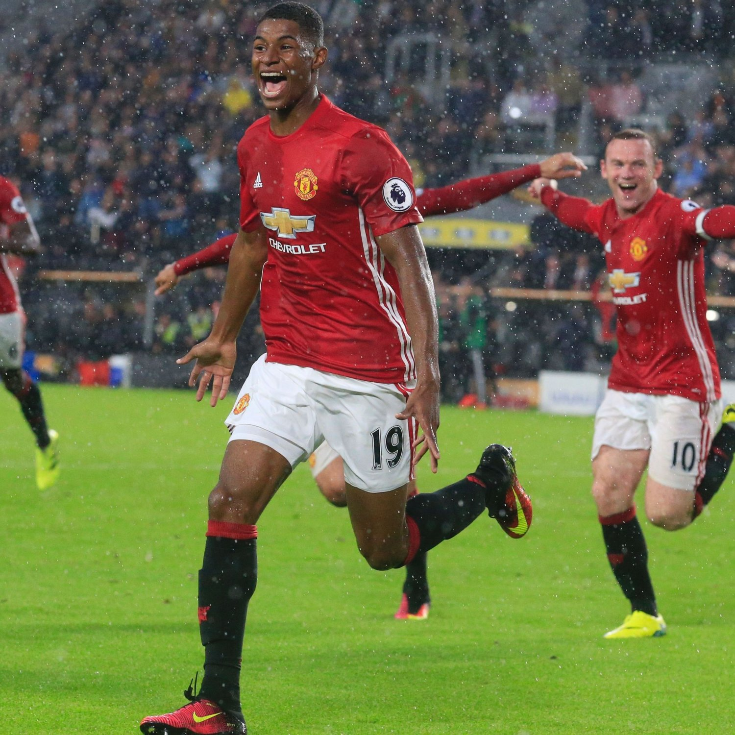 Epl results week 3 saturday 39 s 2016 premier league scores top scorers and table bleacher report - Epl results and table standing ...