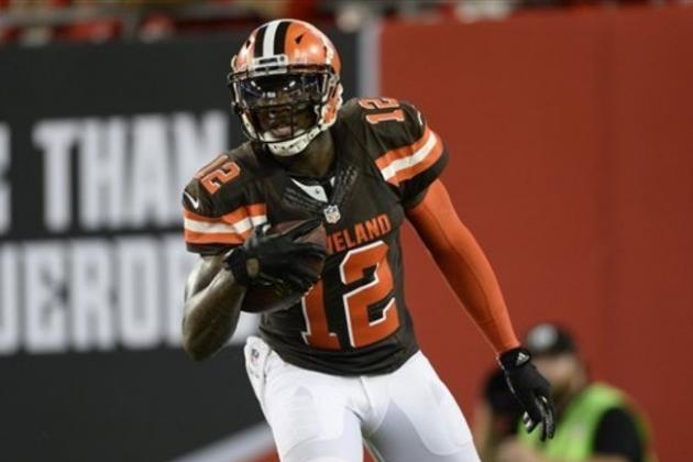 NFL Rumors: Latest on Josh Gordon Trade Value, Stevan Ridley and More
