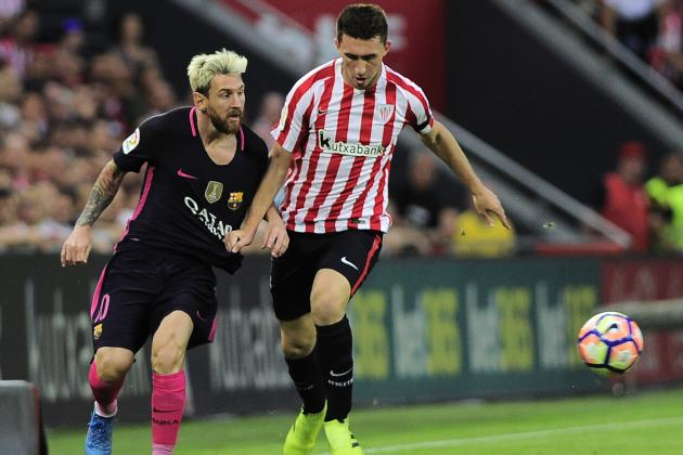Athletic Bilbao vs. Barcelona: Score and Reaction from 2016 LaLiga Match