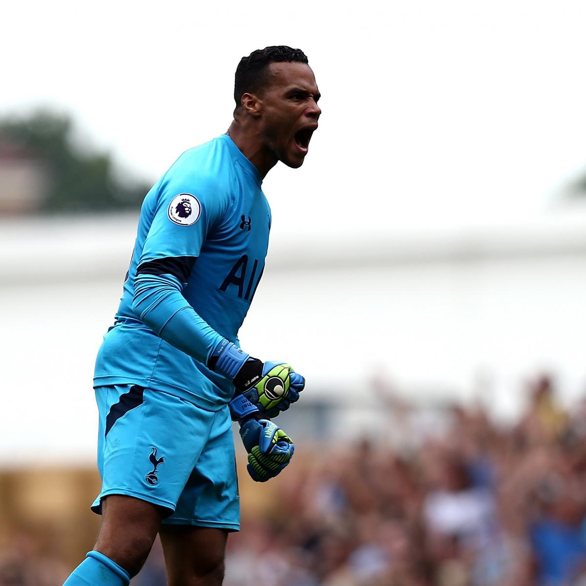 Who Will Lead The Attack For Tottenham In The Absence Of: Michel Vorm Is An Outlier In Pochettino's Use Of Tottenham