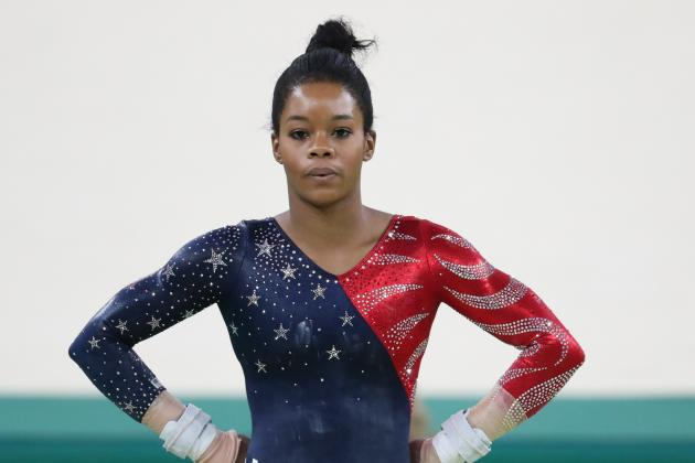 Gabby Douglas Hospitalized With Mouth Infection Bleacher