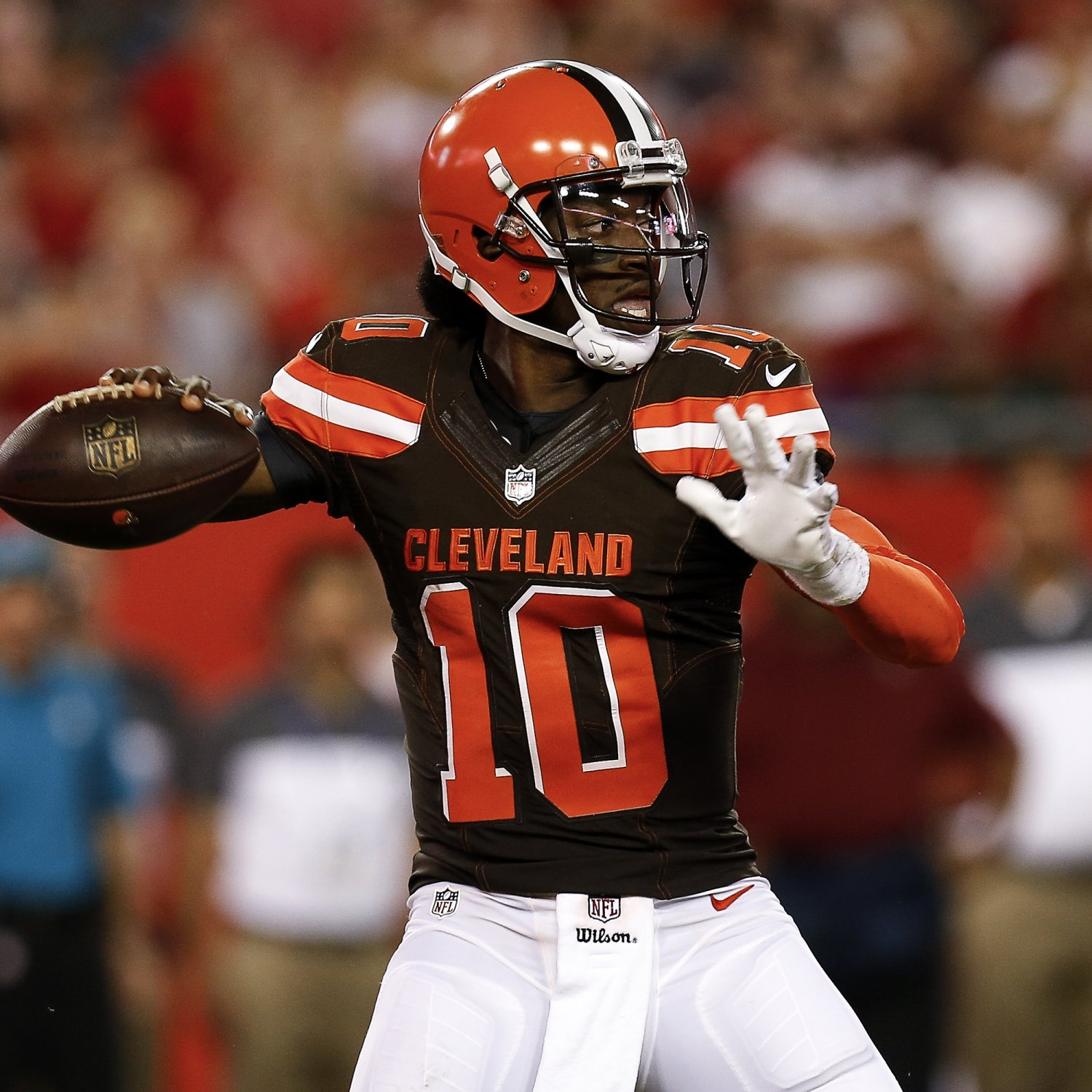 Can RG3 Return To His Rookie-Year Form?
